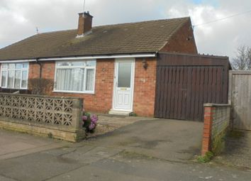 Thumbnail 2 bed bungalow to rent in Woodlands Avenue, Barton Seagrave