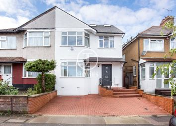 Thumbnail 5 bed semi-detached house for sale in First Avenue, London