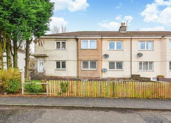 Thumbnail 4 bed flat for sale in Kelvin Way, Kilsyth, Glasgow