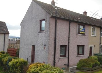 Thumbnail 2 bed end terrace house to rent in Broich Terrace, Crieff
