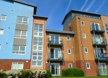 Thumbnail 2 bed flat for sale in Cwrt Westfa, North Dock, Llanelli