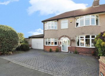 Thumbnail 5 bed semi-detached house to rent in Coniston Close, Bexleyheath