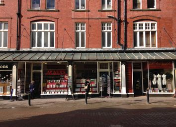 Thumbnail Retail premises for sale in Oxford Street, Harrogate