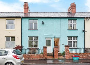 Thumbnail 3 bed terraced house for sale in St John's Road, Brecon LD39Ds,
