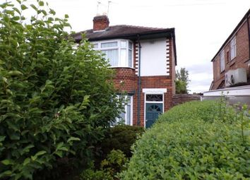 Thumbnail 3 bed semi-detached house for sale in Gipsy Lane, Leicester, Leicestershire, England
