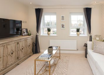 "Thumbnail 4 bedroom end terrace house for sale in ""Kingsville"" at Coulson Street, Spennymoor"