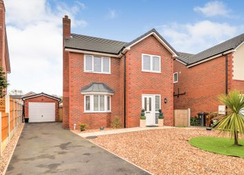 4 bed detached house for sale in Alder Close, Alltami, Mold CH7