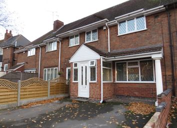 Thumbnail 3 bed terraced house for sale in Wicklow Drive, Leicester
