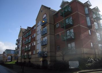 Thumbnail 1 bed flat to rent in Catrin House, Maritime Quarter, Swansea
