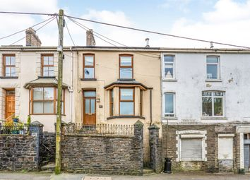 Thumbnail 3 bed terraced house for sale in Station Road, Cymmer, Port Talbot