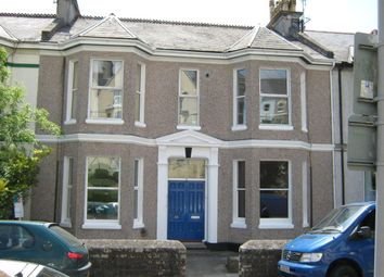 Thumbnail 1 bed flat for sale in Connaught Avenue, Mutley, Plymouth