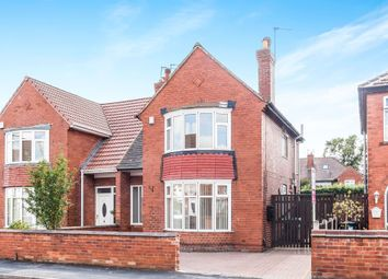 Thumbnail 3 bed semi-detached house for sale in Goldsborough Road, Town Moor, Doncaster