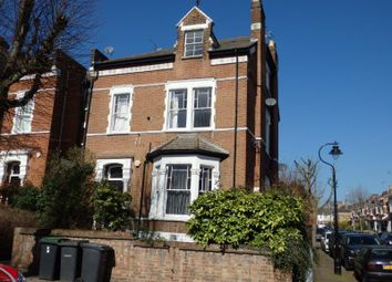 Thumbnail 1 bedroom flat to rent in Crouch Hall Road, London