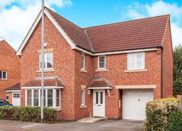 Thumbnail 4 bed detached house for sale in Lotherton Road, Hemsworth, Pontefract