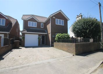 Thumbnail 4 bed detached house for sale in The Street, Upper Stoke, Kent