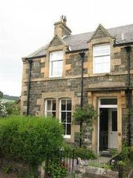 Thumbnail 3 bedroom semi-detached house to rent in St. Andrews Road, Peebles