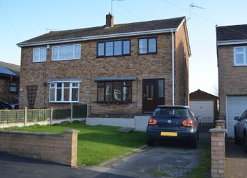 Thumbnail 3 bed semi-detached house to rent in Eastwood Drive, Broughton, Brigg