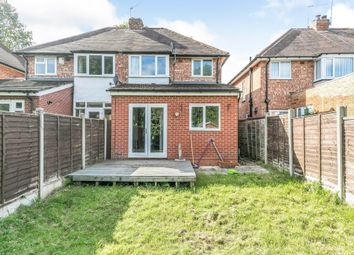 3 bed semi-detached house for sale in Benedon Road, Sheldon, Birmingham B26
