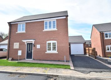 Thumbnail 3 bed barn conversion for sale in Meadowsweet Close, Thurnby, Leicester
