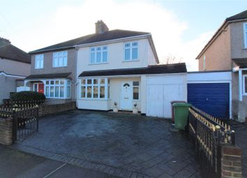 Thumbnail 3 bedroom semi-detached house to rent in Holmesdale Road, Bexleyheath