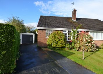 Thumbnail 2 bed bungalow for sale in Larch Close, Poynton, Stockport