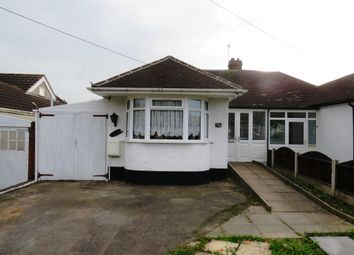 Thumbnail 2 bed semi-detached bungalow for sale in Heath Way, Hodge Hill, Birmingham