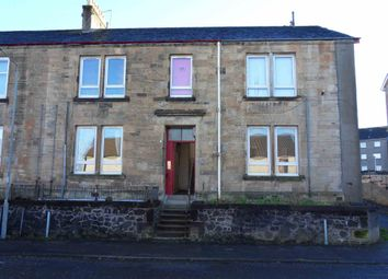 Thumbnail 1 bed flat to rent in John Lang Street, Johnstone