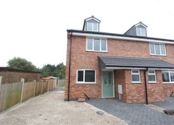 Thumbnail 3 bed semi-detached house for sale in High Tor West, Earl Shilton, Leicester