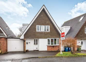 Thumbnail 3 bed detached house for sale in Rambleford Way, Parkside, Stafford