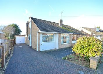 Thumbnail 3 bed semi-detached house for sale in Coppice Drive, Parklands, Northampton