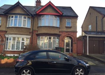 Thumbnail 3 bed semi-detached house to rent in Carlton Crescent, Luton