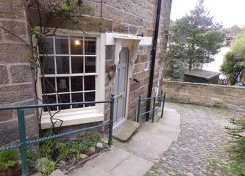 Thumbnail 1 bed terraced house for sale in Sunny Place, Robin Hoods Bay, North Yorkshire, .