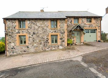 Thumbnail 4 bed detached house for sale in Wark, Cornhill-On-Tweed