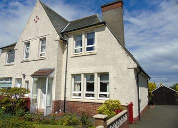 Thumbnail 3 bed semi-detached house for sale in Hillview, Greengairs, Airdrie, North Lanarkshire