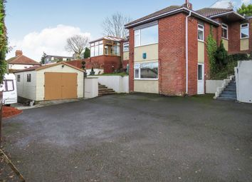 Thumbnail 3 bed detached bungalow for sale in Brendon Road, Watchet