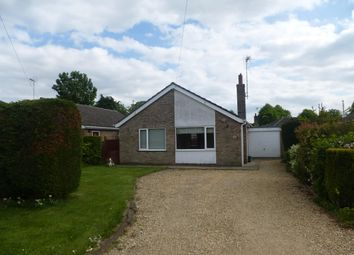Thumbnail 2 bed detached bungalow to rent in Daniels Crescent, Long Sutton, Spalding