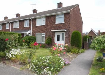 Thumbnail 3 bed end terrace house to rent in Grove Way, Chesterfield, Derbyshire