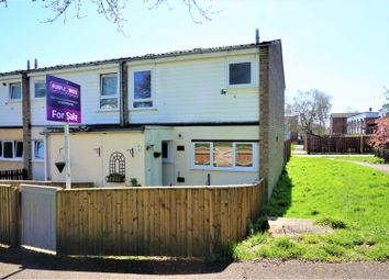 Thumbnail 3 bed end terrace house for sale in Curlew Gardens, Waterlooville