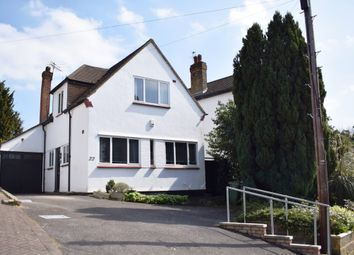 Thumbnail 3 bedroom detached house for sale in Nower Hill, Pinner