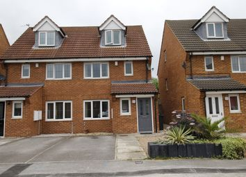 Thumbnail 3 bed terraced house for sale in Kingfisher Drive, Wombwell, Barnsley