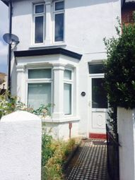 Thumbnail 2 bed shared accommodation to rent in Jeffery Street, Gillingham, Kent