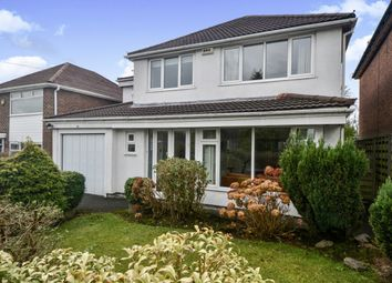 Thumbnail 4 bed detached house for sale in Ferndale Avenue, Manchester, Greater Manchester
