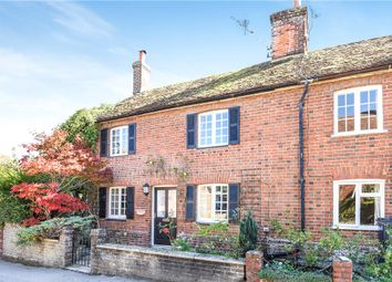 Thumbnail 2 bed semi-detached house for sale in The Cross, Okeford Fitzpaine, Blandford Forum, Dorset