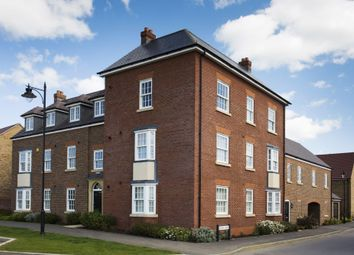 "Thumbnail 2 bed flat for sale in ""Bury A"" at Ripley Link, Great Denham, Bedford"
