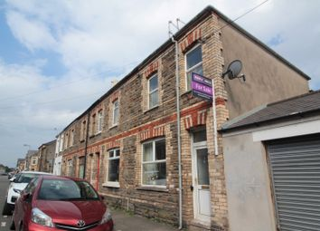 Thumbnail 2 bed end terrace house for sale in Dalton Street, Cathays