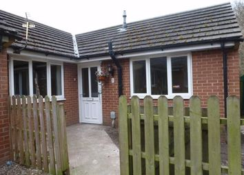 Thumbnail 1 bed bungalow to rent in Welbeck Court, Hull