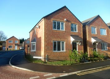 Thumbnail 4 bed detached house for sale in Stephenson Court, Shildon