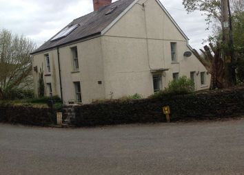 Thumbnail 2 bed cottage for sale in Llanmill, Narberth