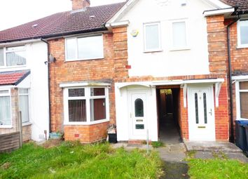 Thumbnail 3 bed terraced house for sale in Rodbourne Road, Harborne, Birmingham