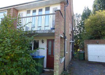 Thumbnail 2 bedroom maisonette to rent in Courtland Gardens, Bassett, Southampton
